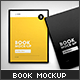 Book in the Box Mock-up - GraphicRiver Item for Sale