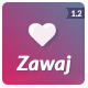 Zawaj - Dating PSD Template