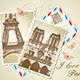 Vintage Photos of Paris - GraphicRiver Item for Sale