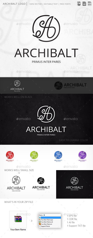 GraphicRiver Archibalt Logo 10017348