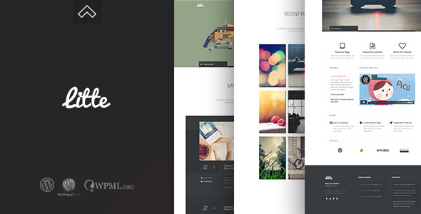 Litte - Multipurpose WordPress Theme