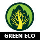 Green Eco Logo Template - GraphicRiver Item for Sale