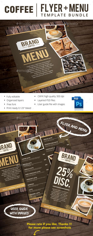 GraphicRiver Coffee 10017931