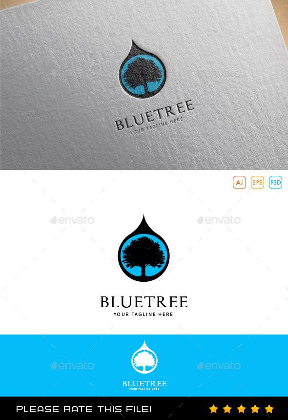 GraphicRiver Tree Logo 10018249