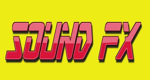 Sound FX Domestic