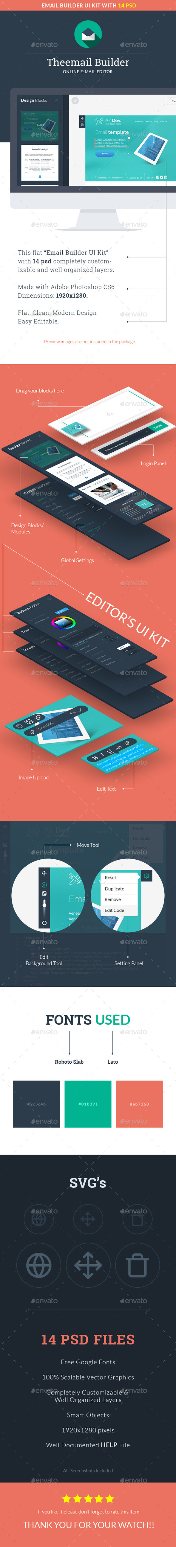 GraphicRiver Theemail Builder 9997980