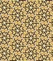 Seamless geometric pattern background hexagon mosaic art - PhotoDune Item for Sale