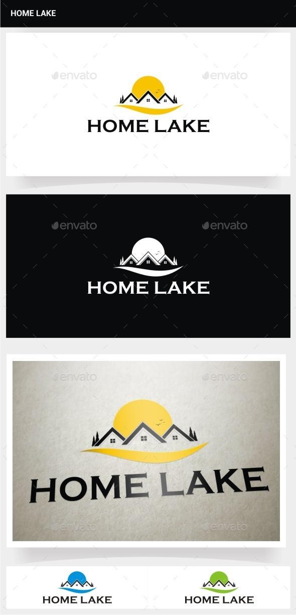 GraphicRiver Home Lake 10019480