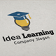Idea Learning Logo - GraphicRiver Item for Sale