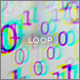 Digital Binary Loop 1 - VideoHive Item for Sale