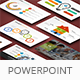 Idea Flat PowerPoint Presentation Template - GraphicRiver Item for Sale