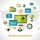Web Development Composition - GraphicRiver Item for Sale