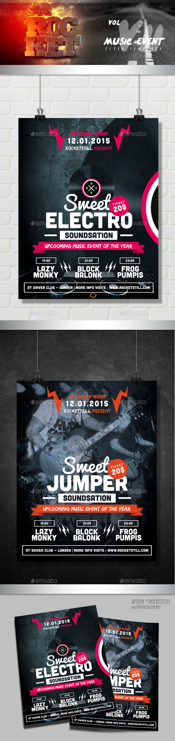 GraphicRiver Event VII 9998814