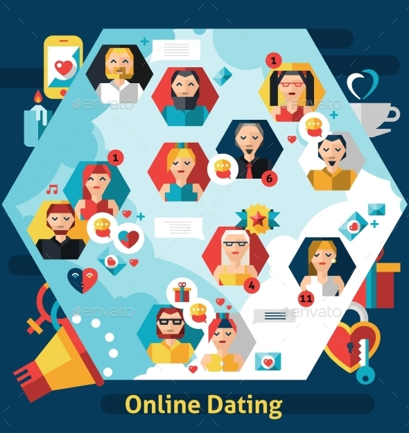Social media dating sites