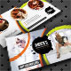 Beauty Fashion Gift Voucher and Postcard Templates - GraphicRiver Item for Sale