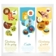 Spring Banners Vertical - GraphicRiver Item for Sale