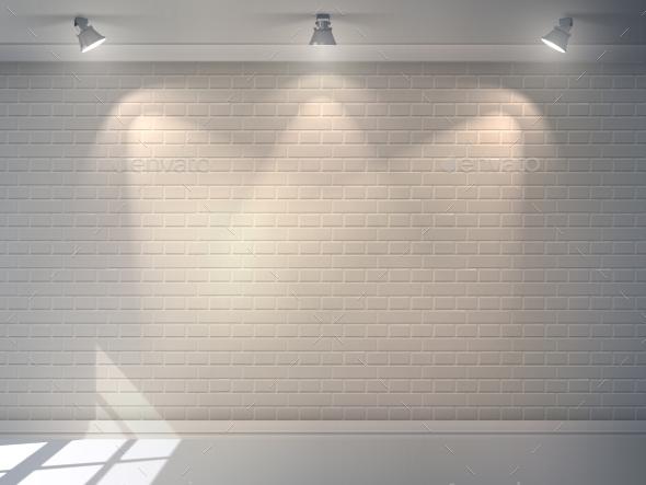 GraphicRiver Brick Wall 10022247