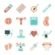 Pregnancy Newborn Icons - GraphicRiver Item for Sale