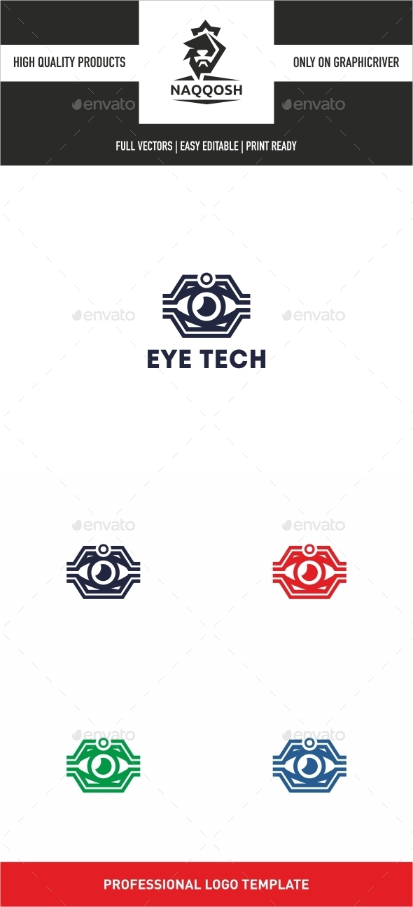 GraphicRiver Eye Tech 10022727