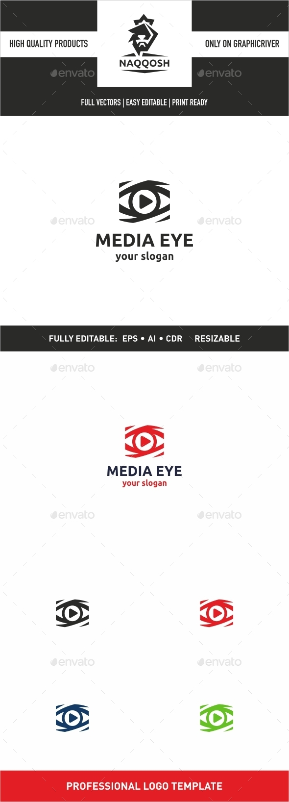 GraphicRiver Media Eye 10022746