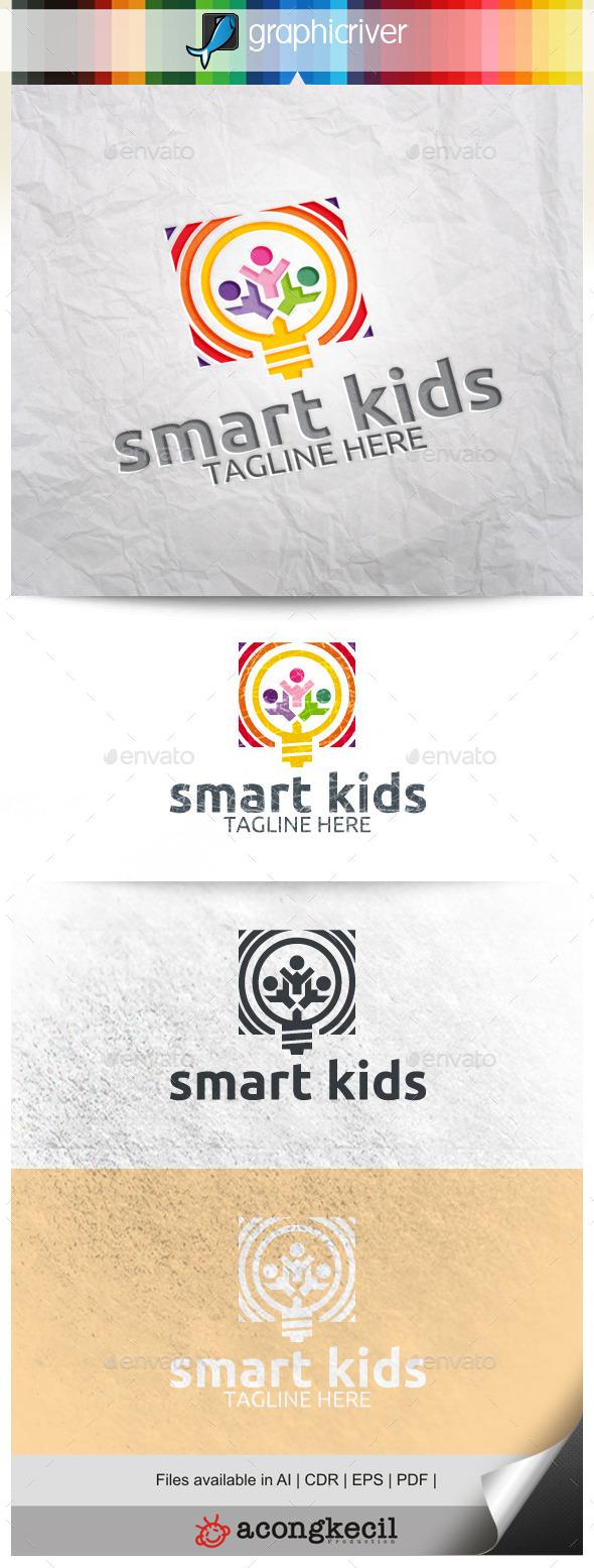 GraphicRiver Smart Kids 10022772
