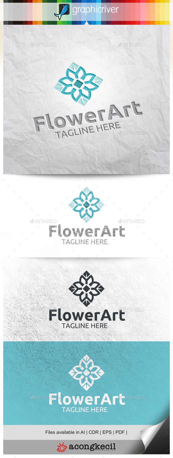 GraphicRiver FlowerArt V.3 10022800