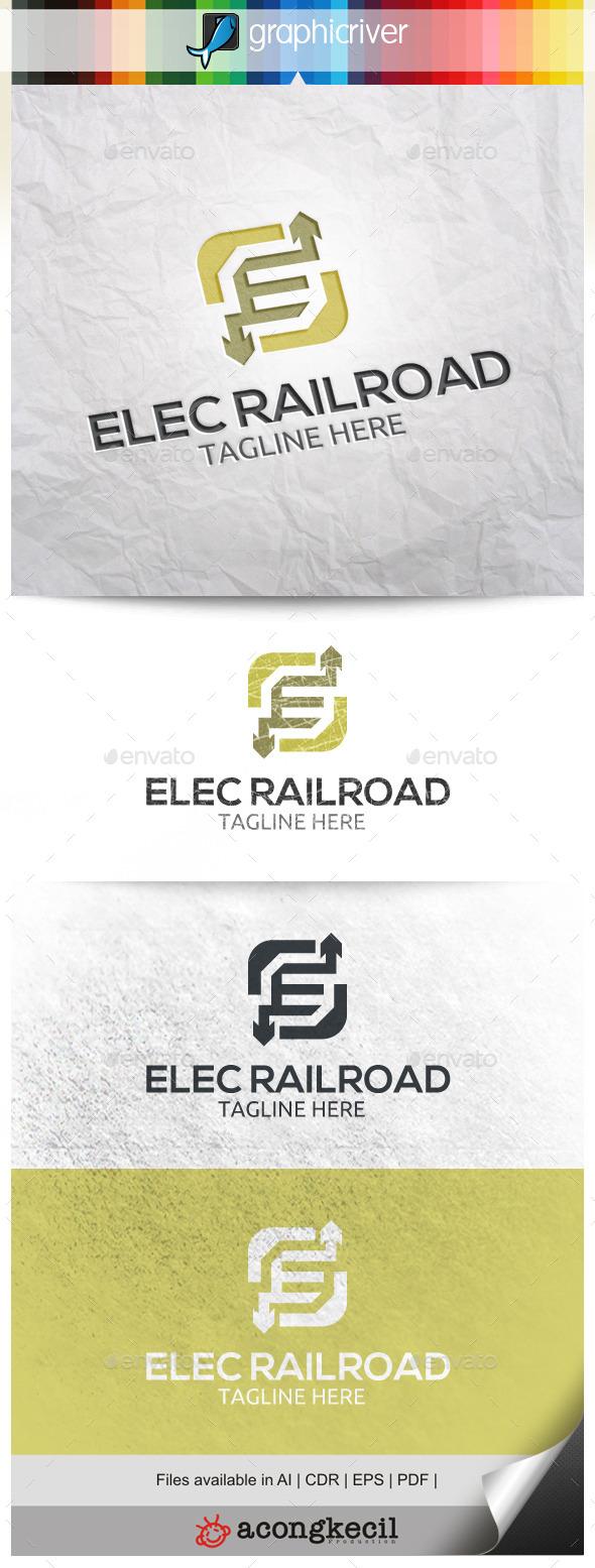 GraphicRiver Electric Railroad 10022874
