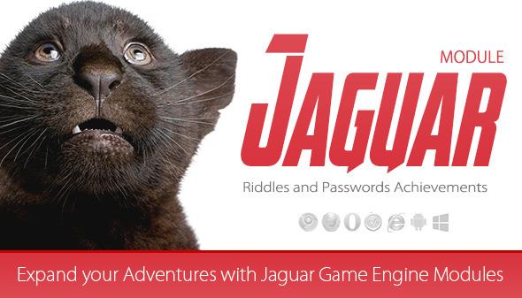 CodeCanyon Jaguar Game Engine Addon Riddles & Passwords 10022893