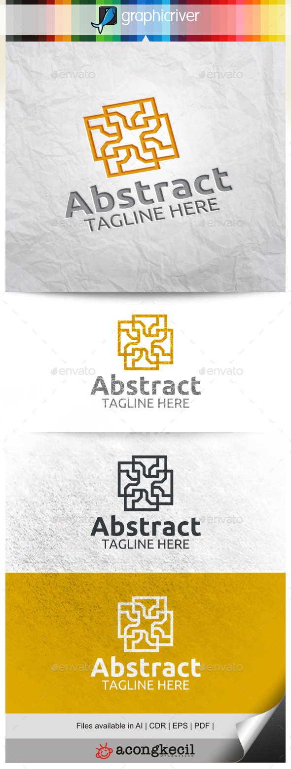 GraphicRiver Abstract Symbol V.8 10023112
