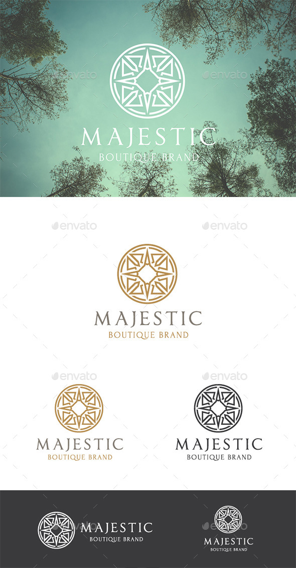 GraphicRiver Majestic Brand 10023178