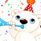 Polar Bear Party - GraphicRiver Item for Sale