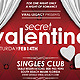 Secret Valentine Flyer - GraphicRiver Item for Sale