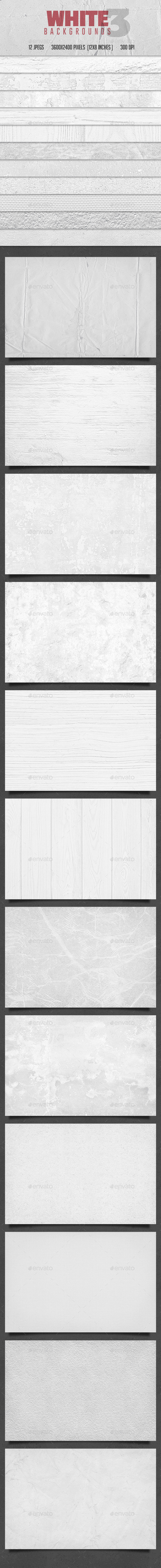 GraphicRiver White Backgrounds Col 3 10023693