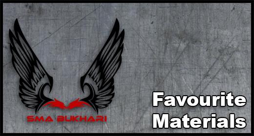 Favourite Materials
