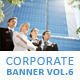 Corporate Web Banner Ads Vol.6 - GraphicRiver Item for Sale