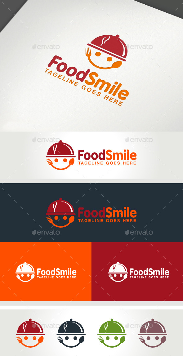 GraphicRiver Food Smile 10024658