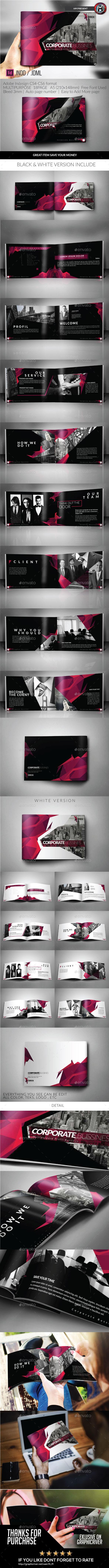 GraphicRiver Multipurpose Corporate Architecture Brochure 10025057