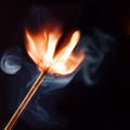 Burning matchstick - PhotoDune Item for Sale