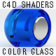 3 C4D Color Glass Shaders - 3DOcean Item for Sale