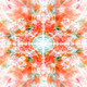 Orange kaleidoscope background - PhotoDune Item for Sale