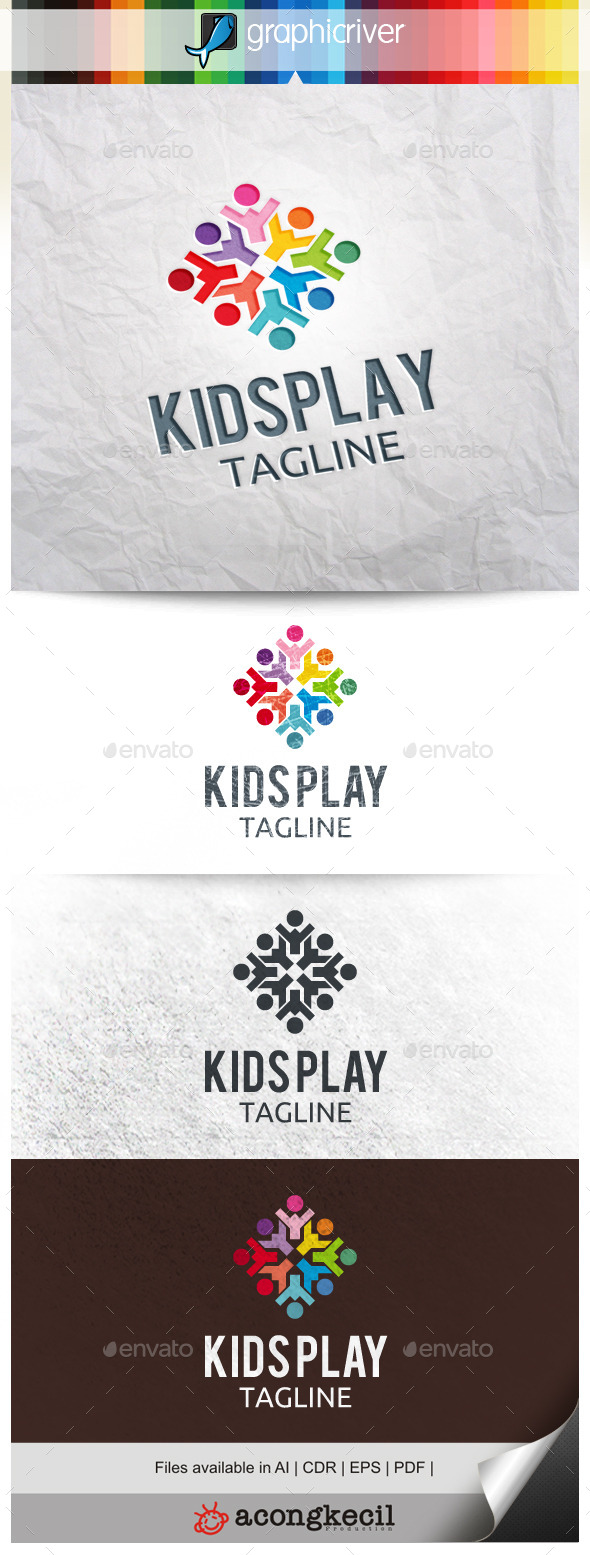 GraphicRiver Kids Play 10025973