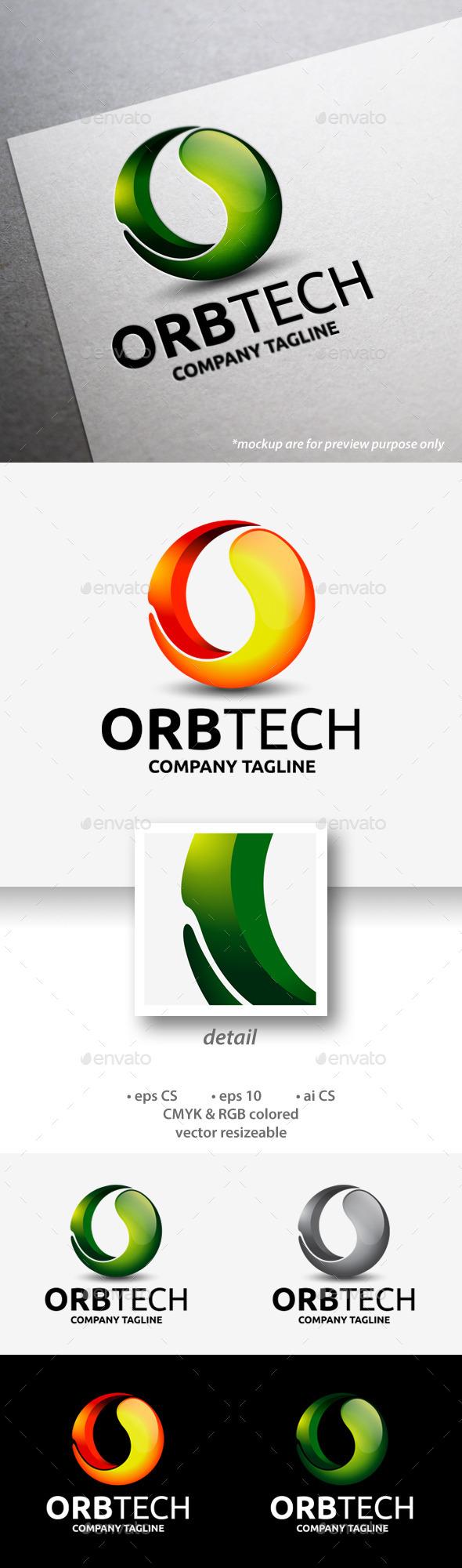 GraphicRiver Orbtech Logo 10026002