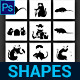 Rat Custom Shapes