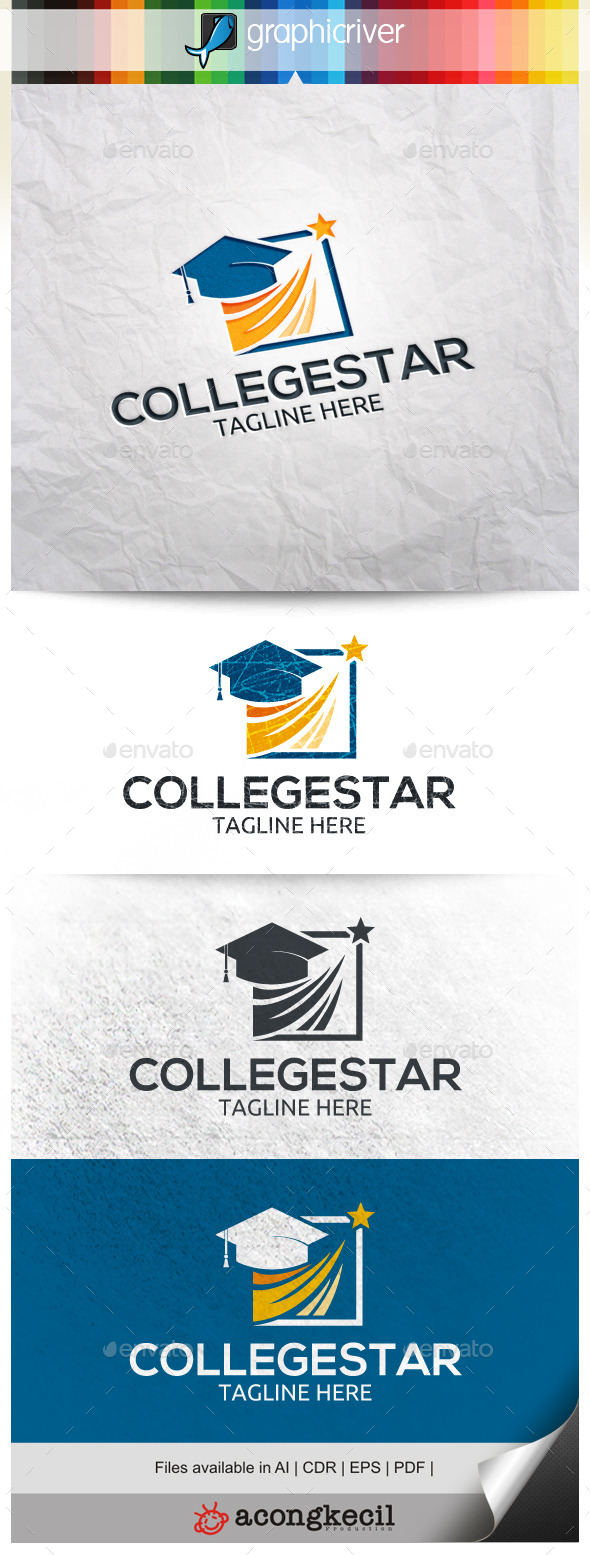 GraphicRiver College Star 10026110