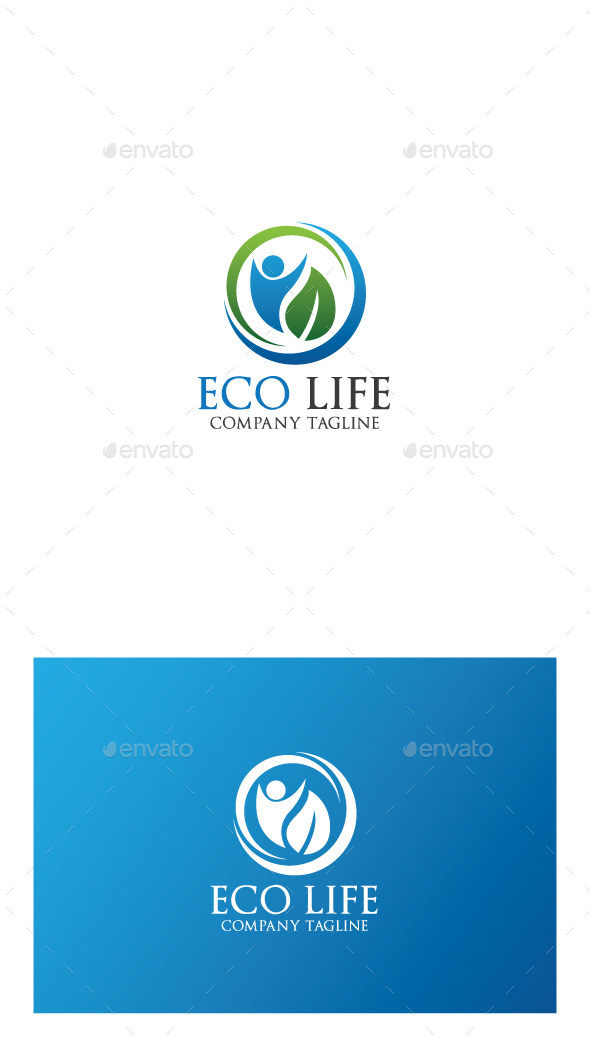 GraphicRiver Eco Life 10026172