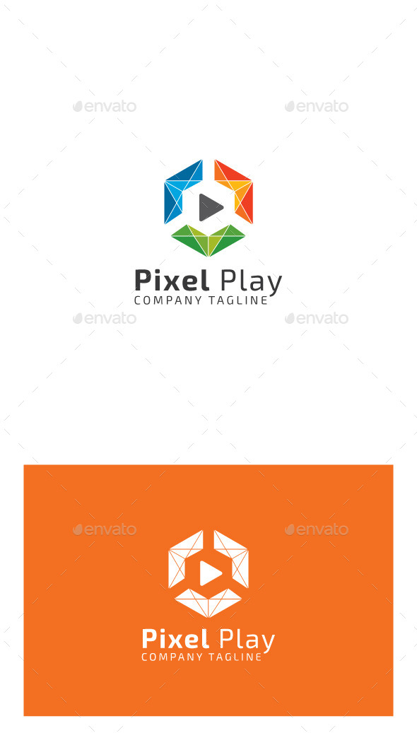 GraphicRiver Pixel Play 10026395