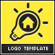 Home Ideas Logo v2 - GraphicRiver Item for Sale