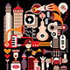 One Night in the City - GraphicRiver Item for Sale
