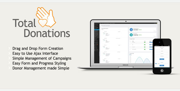CodeCanyon Total Donations for Wordpress 9985487