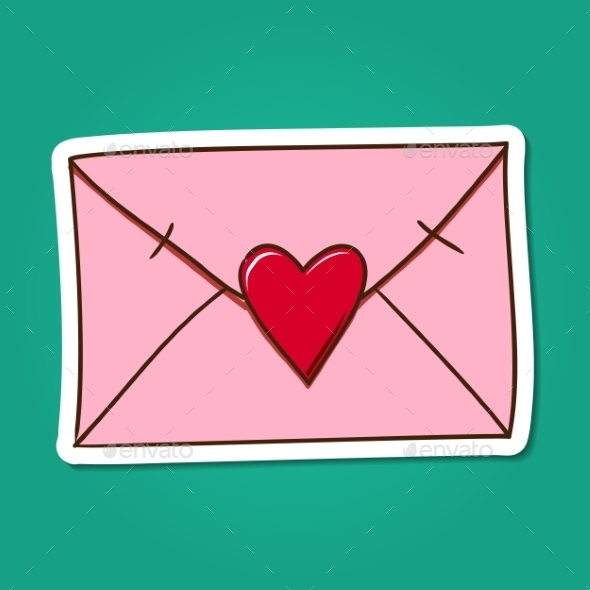 GraphicRiver Love Letter 10028463